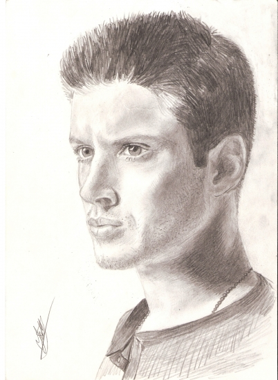 Jensen Ackles by Julie_Winchester